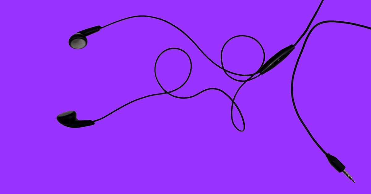 Toisinaan on pakko kuunnella musiikkia, voidakseen toimia / Sometimes you gotta listen to music to be able to function