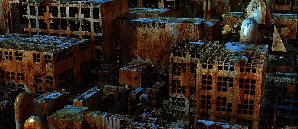 Dystopioissa asuu toivo / Hope lives in dystopia